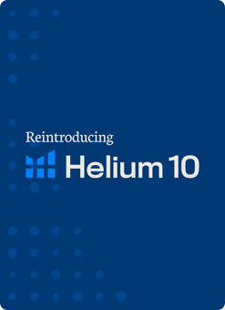 Latest from Helium 10