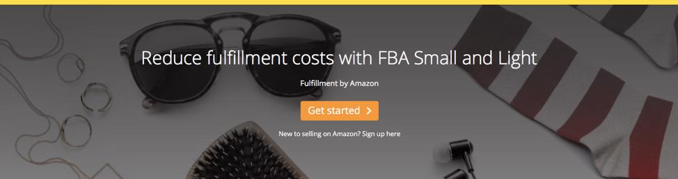 Amazon FBA fulfillment cost