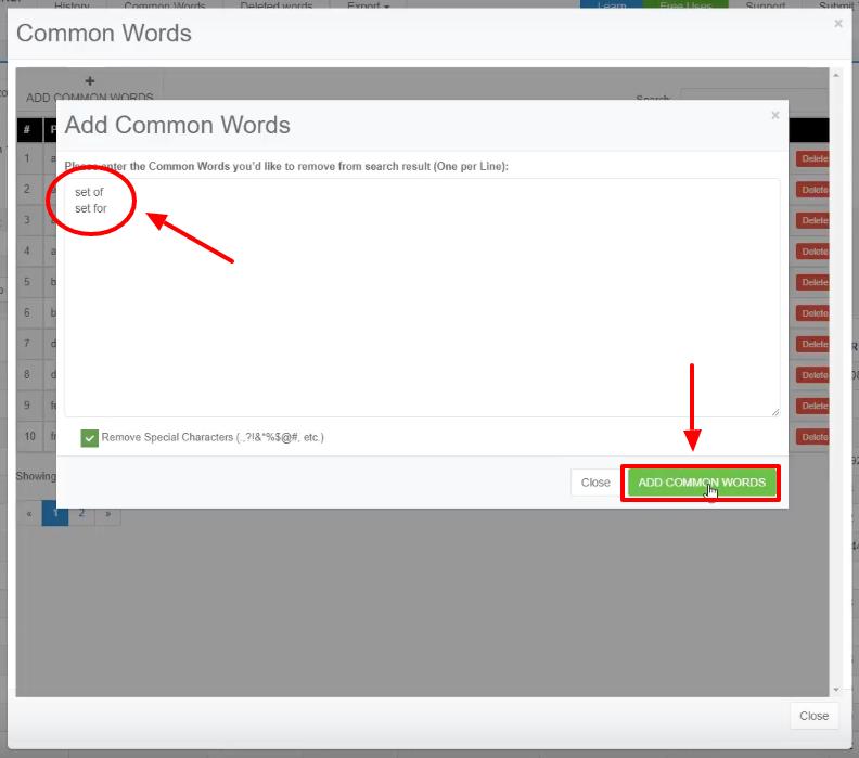 amazon keyword optimization