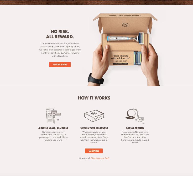 Amazon subscription box