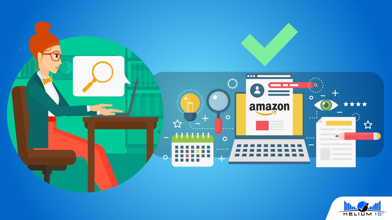 Amazon keywords search