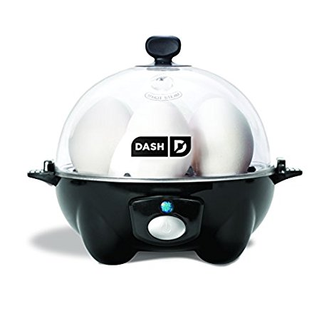 Dash Rapid Egg Cooker, Black