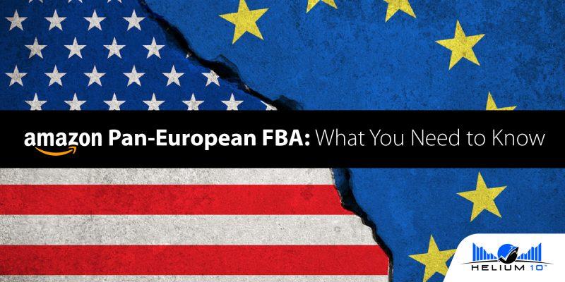 amazon pan-European fba program