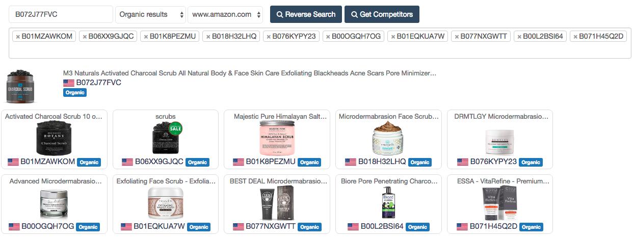 perfect amazon listing