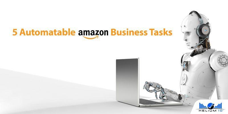 amazon business tasks