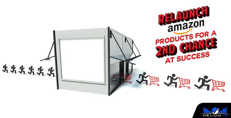 Relaunch Amazon product