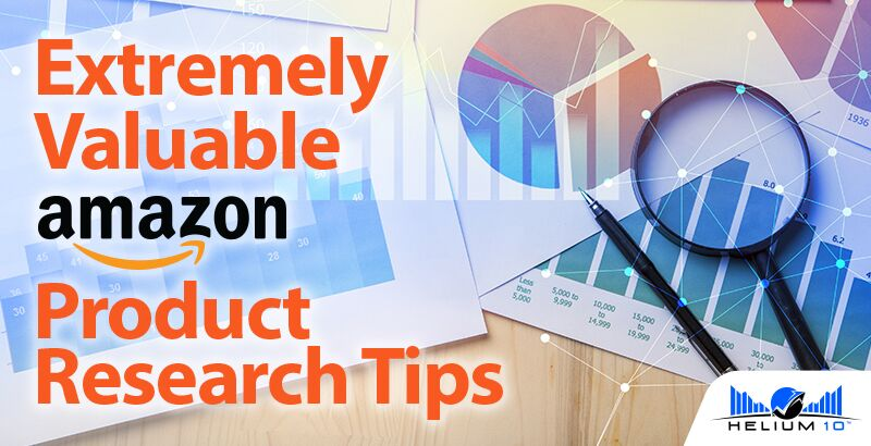 valuable amazon product research tips