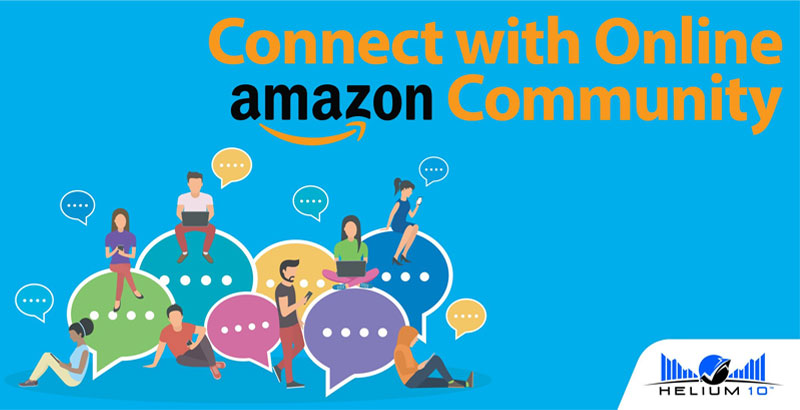 Connect with online Amazon Community