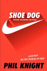 shoe dog pjil knight