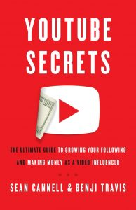 youtube secrets by sean cannel & benji travis