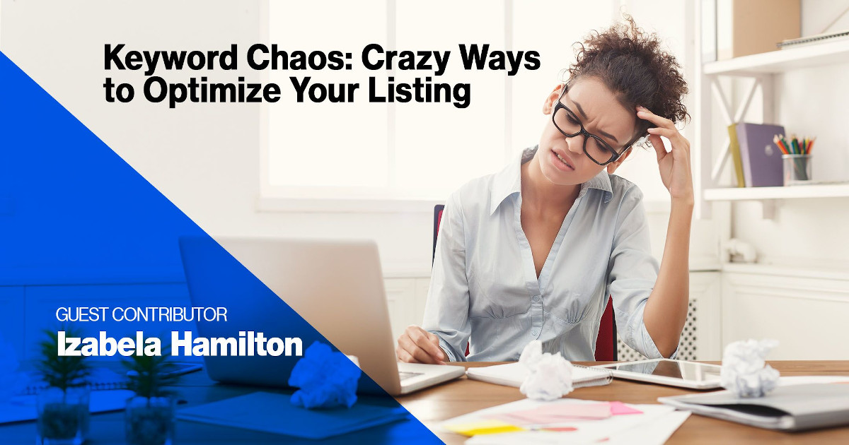 crazy ways to optimize amazon listing
