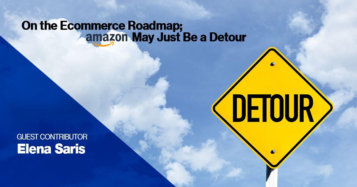 ecommerce roadmap amazon just a detour