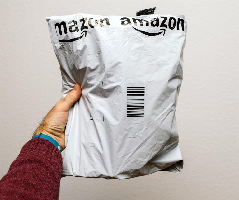 Amazon packet