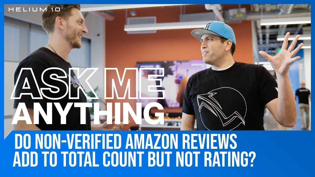 non verified amazon reviews