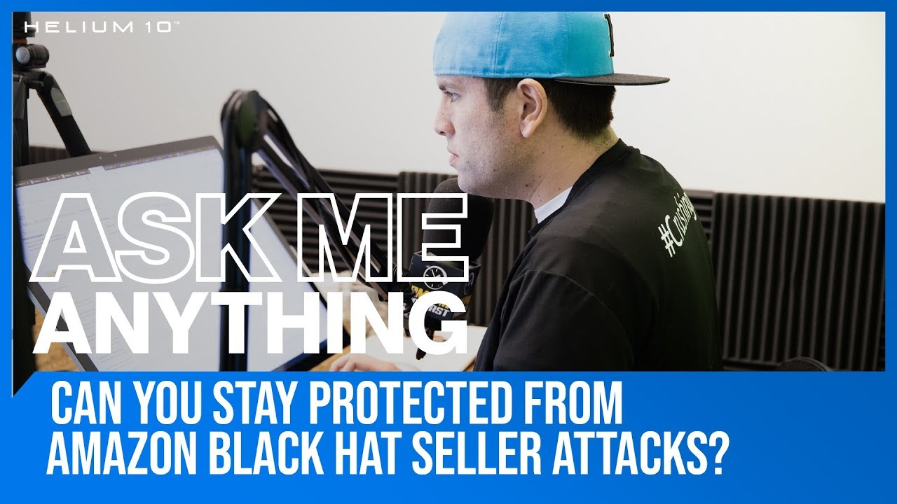 protect from amazon seller black hat attacks