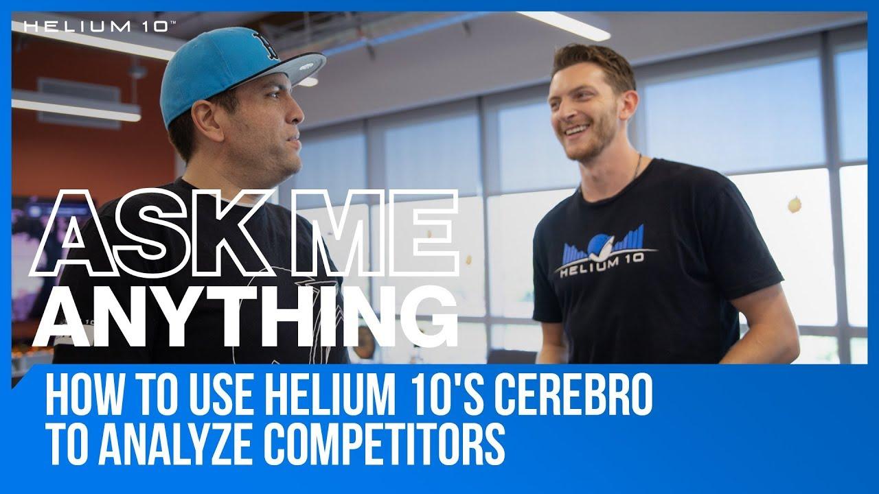 Helium 10 cerebro