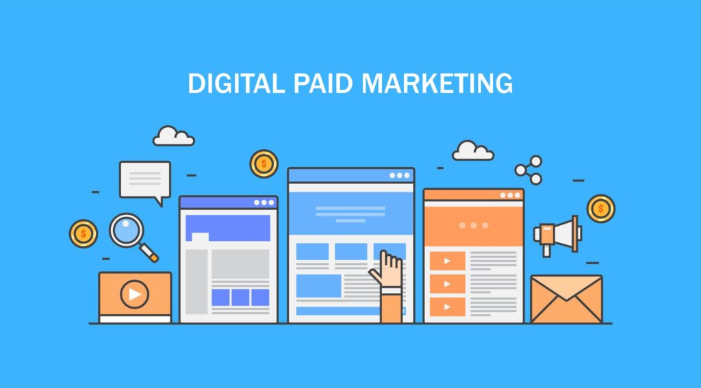 digital paid marketing