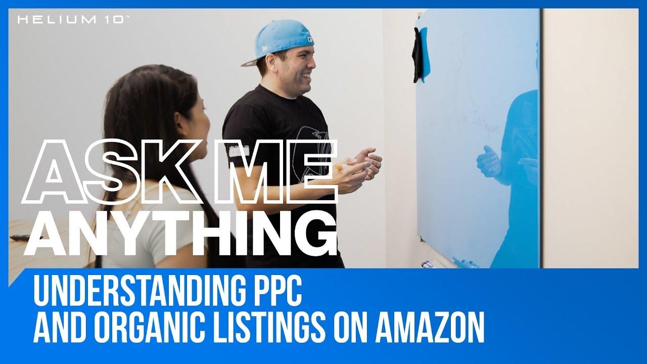 Amazon PPC listings