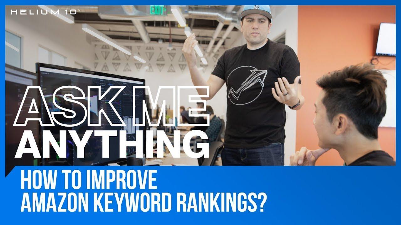 Improve amazon keywords