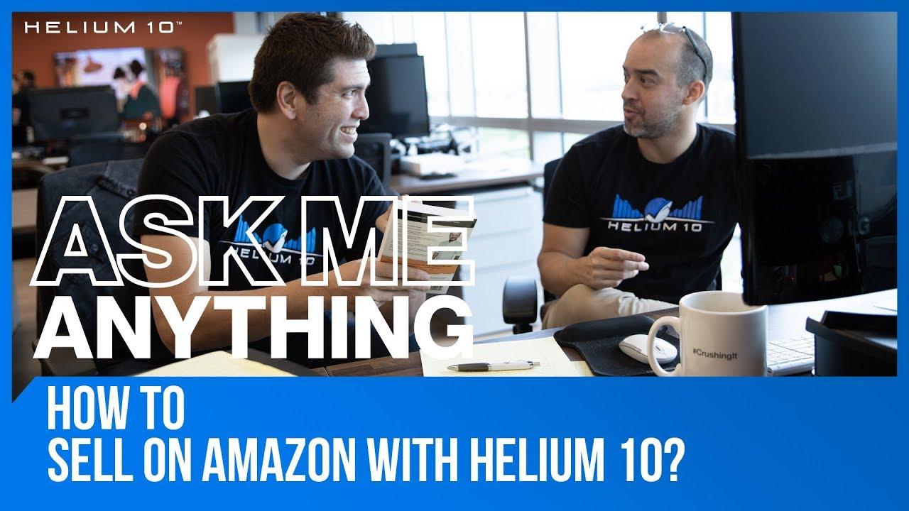 Helium 10 training