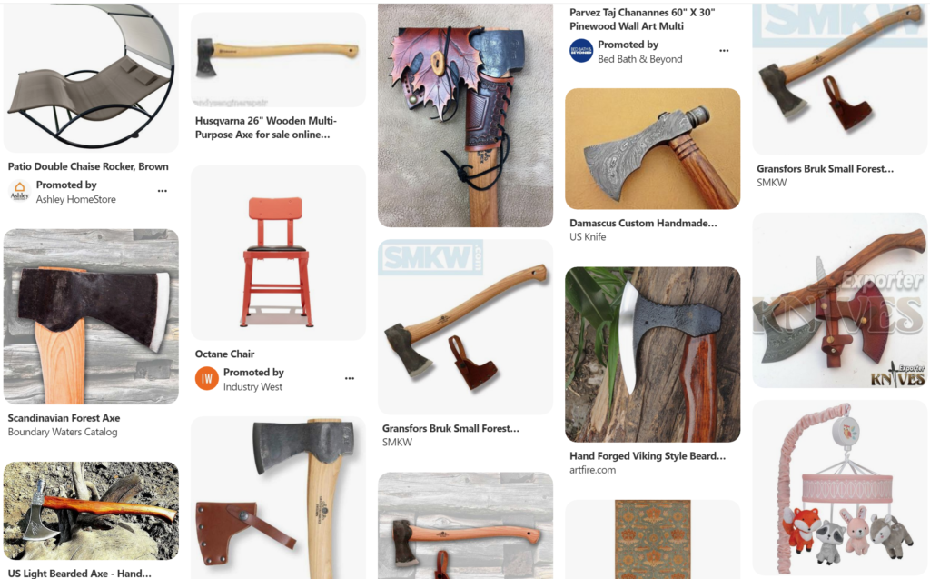 product ideas from pinterest