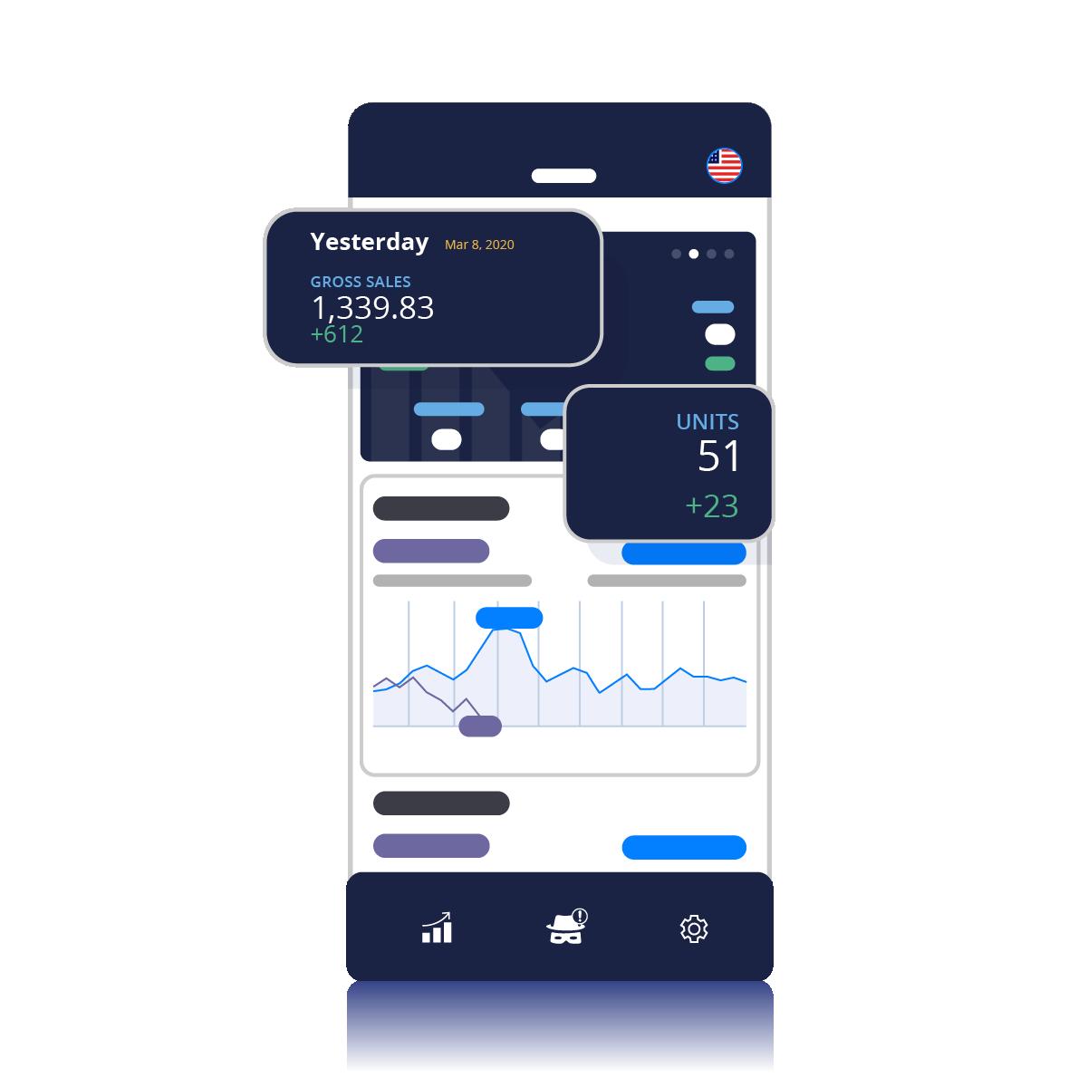 Helium 10 Mobile App