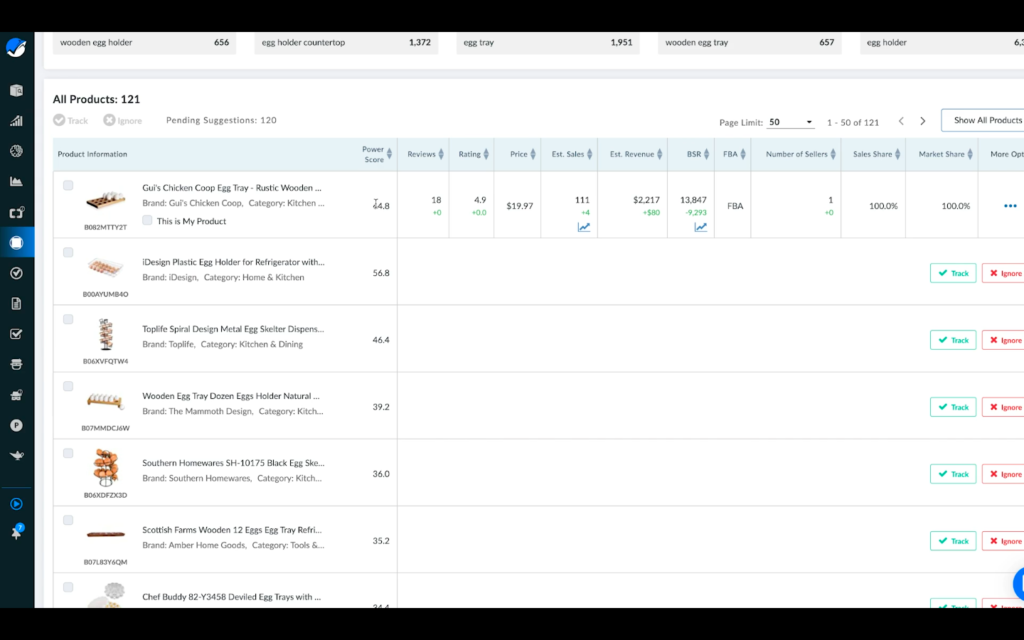 amazon marketing research tool