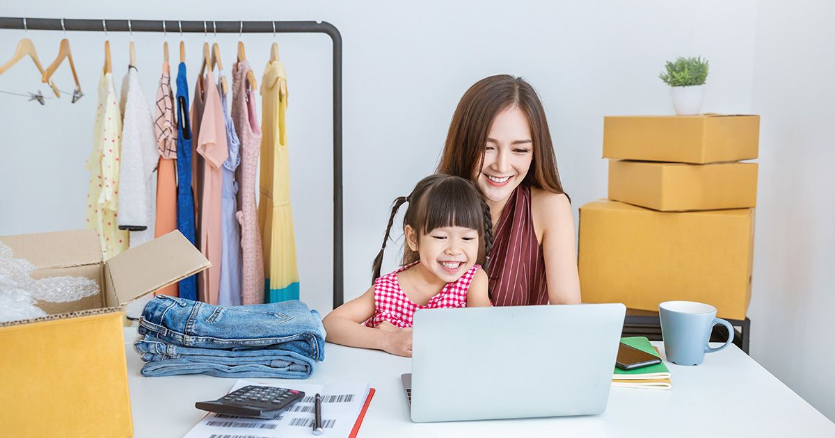 entrepreneurial women selling on amazon