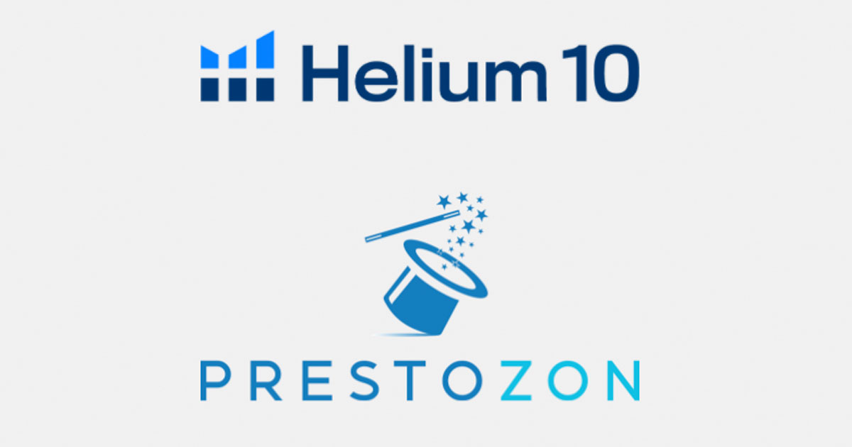 Helium 10 and Prestozon