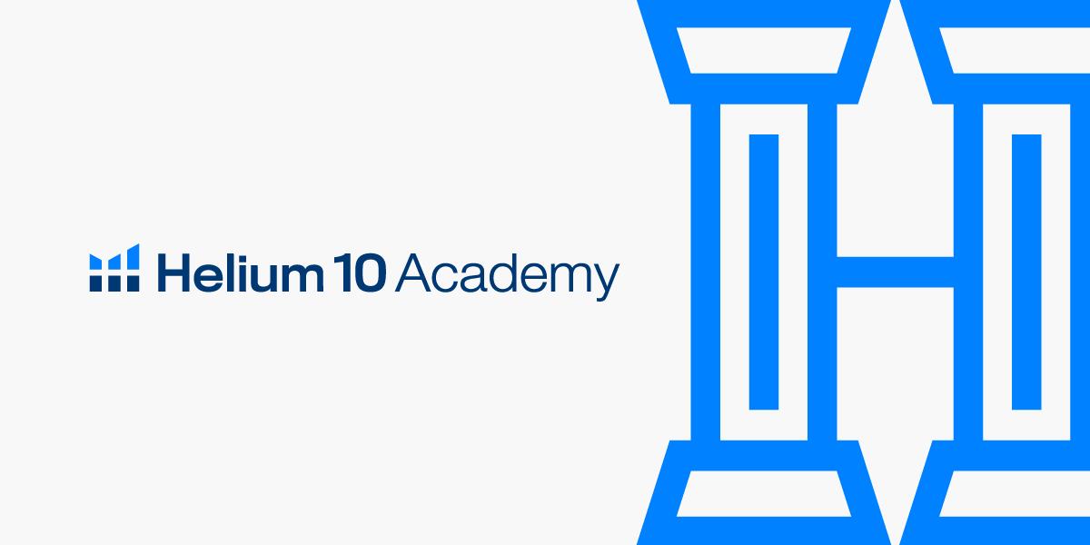 Helium 10 Academy