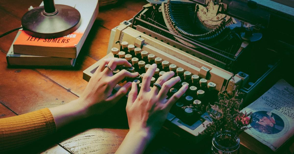 Novel writer