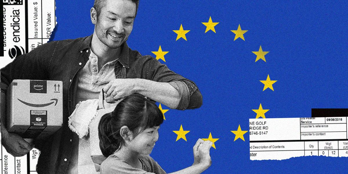 Amazon seller Europe