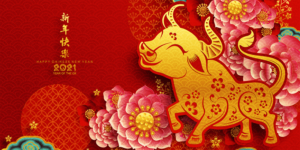 Chinese New Year 2021 - The Year of the Ox