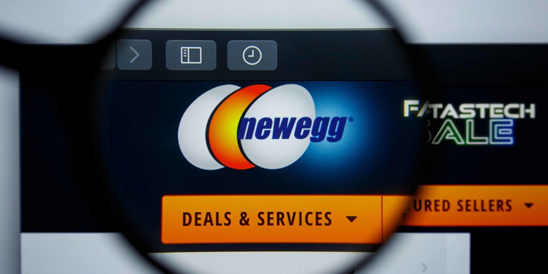 Newegg e-retailer
