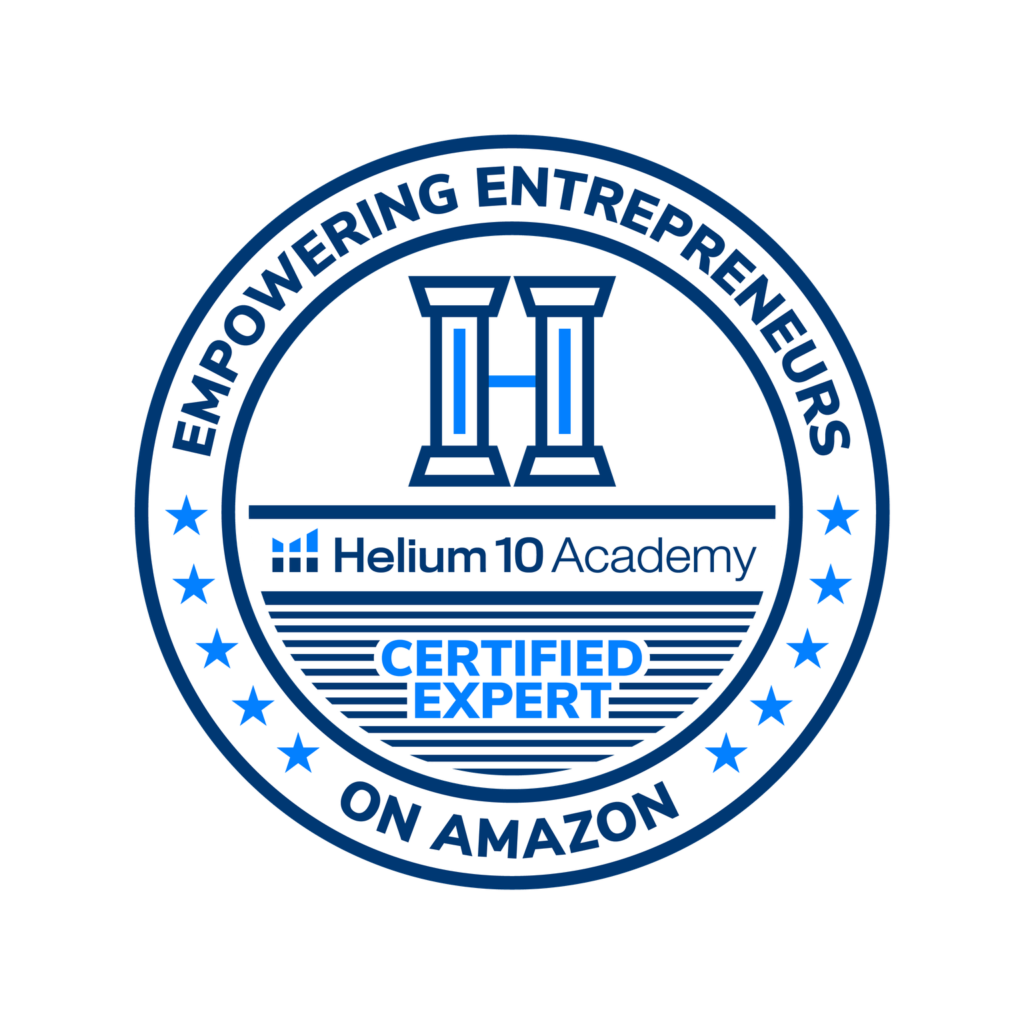 Helium 10 Certification Program