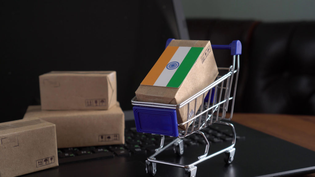 amazon product sourcing from India