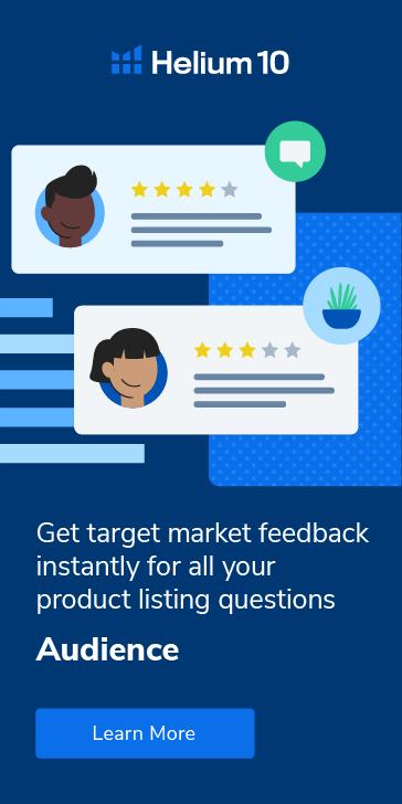 Amazon Market Feedback