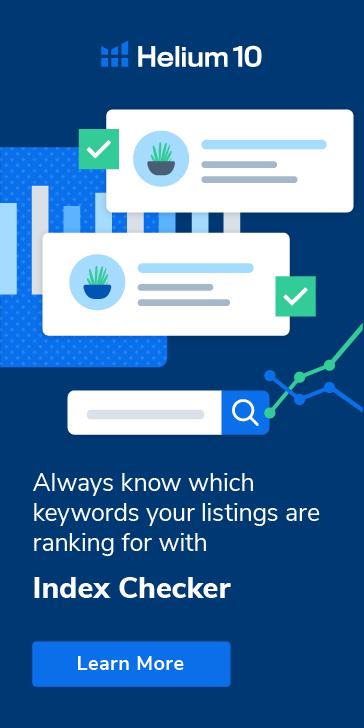 Amazon Keyword Index Checker