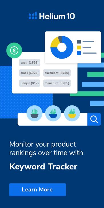 Amazon Keyword Tracking Tool