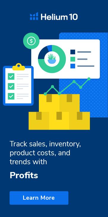 Amazon Seller Profit Analytics