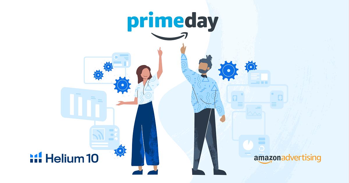 Helium 10 Prime Day 2021 Webinar