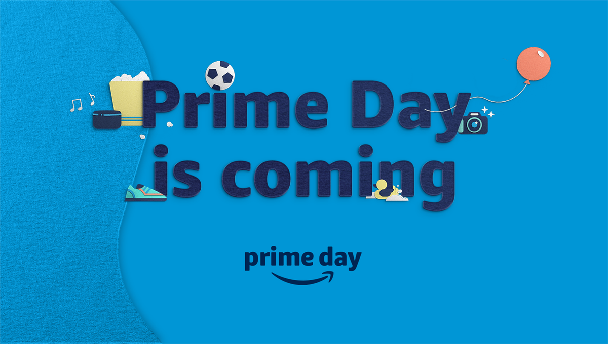 Amazon Prime day is coming