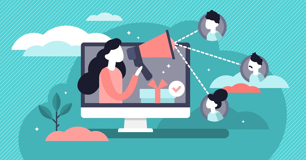 communicate directly with customers