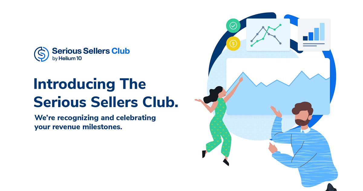 Helium 10 Serious Sellers Club