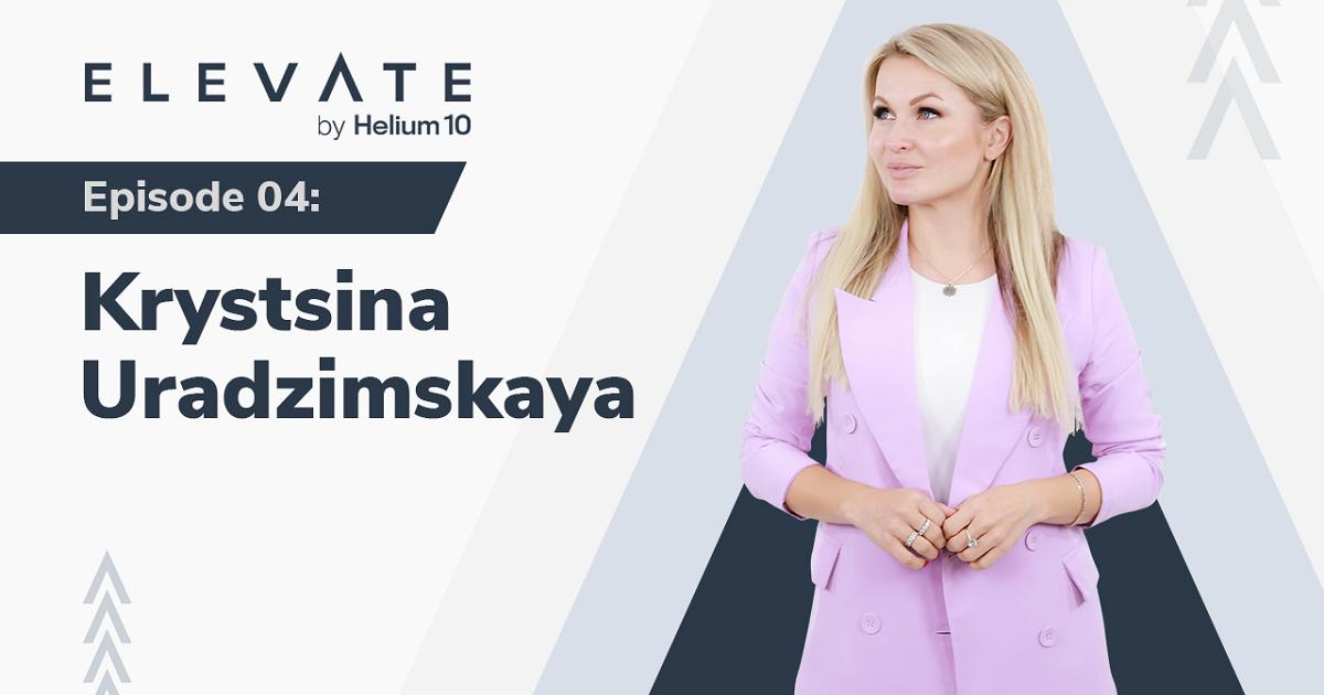 ELEVATE Episode 4: Krystsina Uradzimskaya