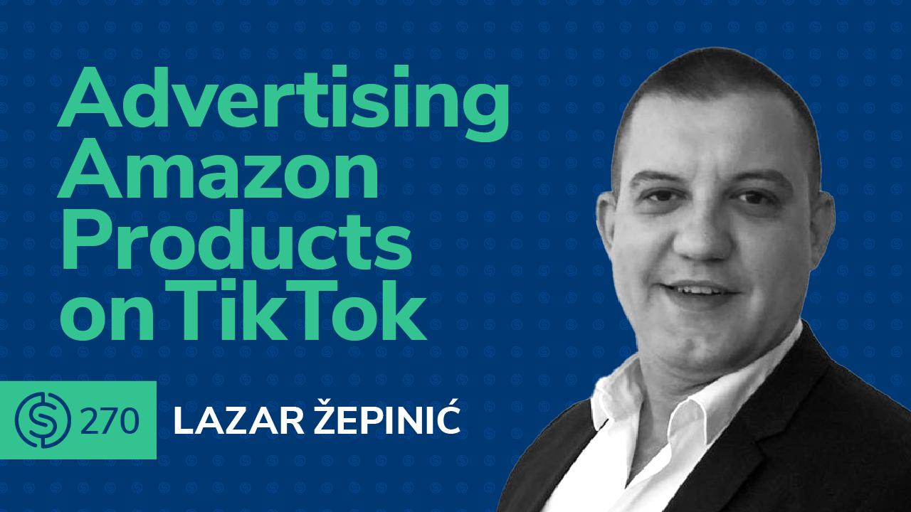 advertisinf amazon products on tiktok