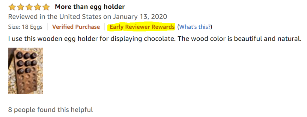 amazon early reviewer program ends